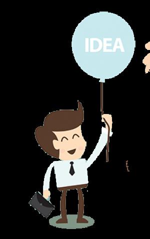 2. O idee de afaceri pornește de la o lipsă identificată, care face referire la: