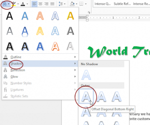23. Ȋn imaginea de mai jos a aplicaţiei Microsoft PowerPoint, butonul încercuit cu verde: