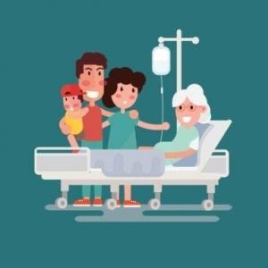 """37. """"Mama Iulianei, colega noastră, este grav bolnavă şi are nevoie de o operație costisitoare. Noi toți, am donat diferite sume de bani pentru a o ajuta. Unii dintre noi s-au oferit să o ajute şi altfel. """" Colegii şi prietenii Iulianei au manifestat:"""
