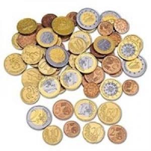 51. Monedele Euro au valori de: