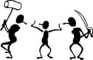 56. Conflictul este întotdeauna o experiență negativă: