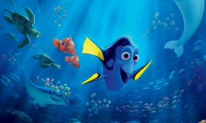 """6. Filmul ,, Lumea subacvatică """" rulează la cinema sâmbătă, de la ora 11.00. Durează doua ore și jumătate. La ce oră se va termina?"""