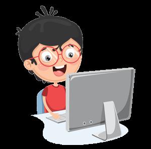 2. Pe Desktop găsim pictograme de tip shortcut (asociate indirect unor elemente).